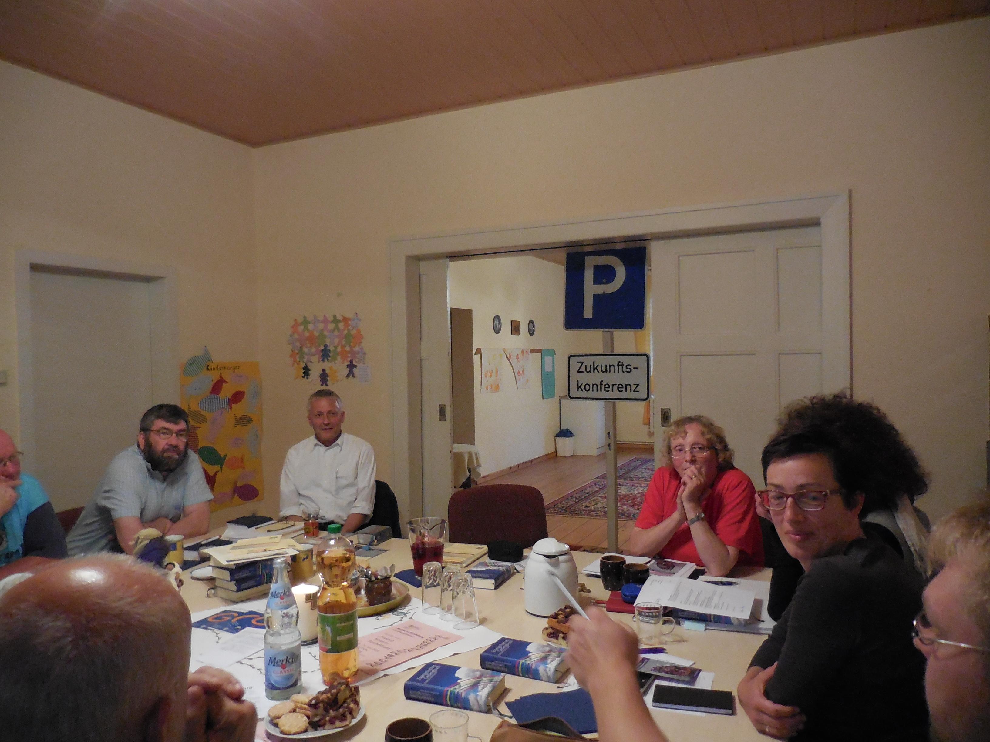 GKR-Sitzung in Jübar am 28.Mai 2014